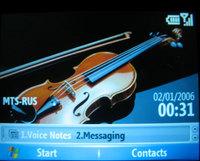 Обзор сотового телефона - смартфона Samsung SGH-i320