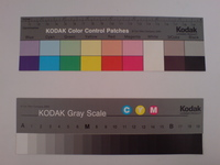 Тестовая таблица №2, Sony Ericsson K800i (K790i)