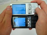Nokia N73 против Sony Ericsson K800i