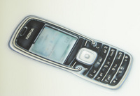 Nokia 5500 in milk