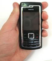 Обзор смартфона Nokia N72