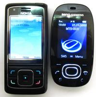 Обзор сотового телефона BenQ-Siemens SL91