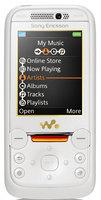 Sony Ericsson W850i в белом цвете