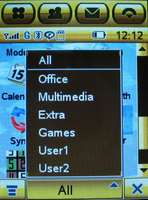 Видеообзор сотового телефона MOTOROKR E6
