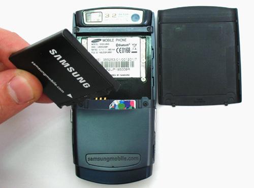 Аккумулятор Samsung Galaxy S III GT- i9300 2100 mAh INVICTA INVBAT9300