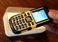 Краш-тест сотового телефона Sonim XP1
