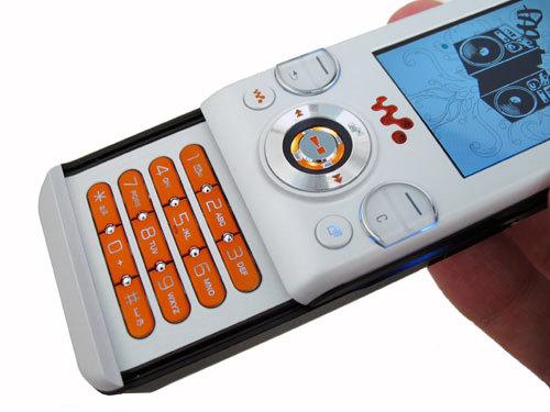 tema flash iphone para w580