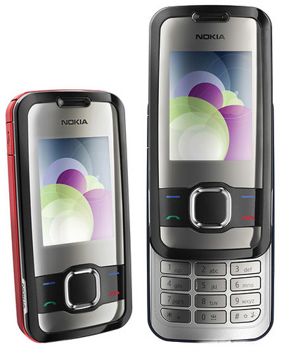 Фотографии сотового телефона Nokia 7610 Supernova.
