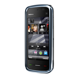 Nokia 5235 Comes With Music