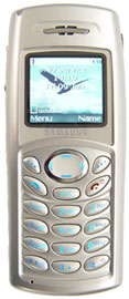 мобильный телефон Samsung C110.