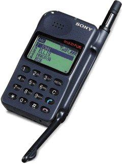 Обсуждение сотового телефона SONY CMD-Z1.